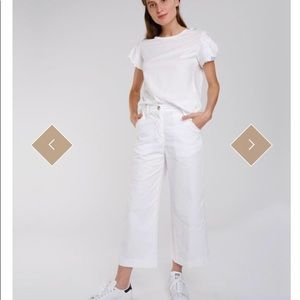 Baci fashion Italian wide leg culottes. NWT
